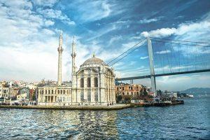 Crucero por el Bosforo en Estambul