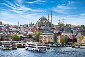 mezquita de Solimán en Estambul