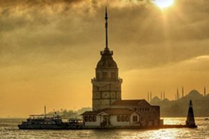 torre de Leandro en Estambul