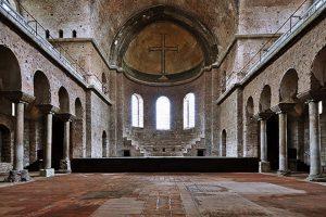 iglesia de Santa Irene en Estambul